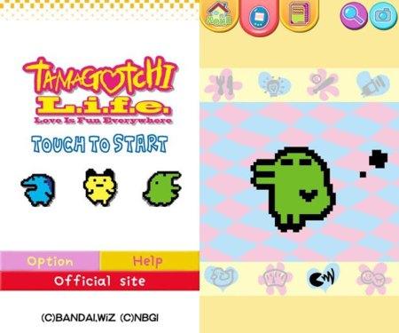 Tamagotchi, el original, llega al mundo smartphone