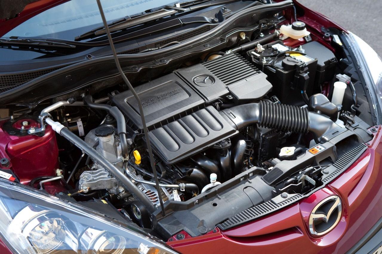 Foto de Mazda2 2010 (25/117)