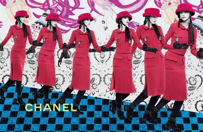 Foto de Chanel Otoño 2016 (14/14)