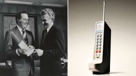 Resultado de imagen para 1973 Teléfono móvil o celular (portátil para uso personal) Cooper, Martin EE.UU.