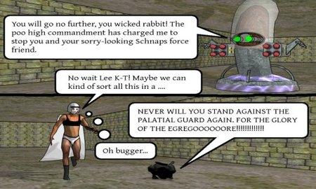 'Wrath of the Poo', el juego que te hará visitar el WC