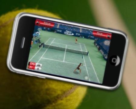 Touchsmart tennis 09, demuestra tu habilidad con la raqueta