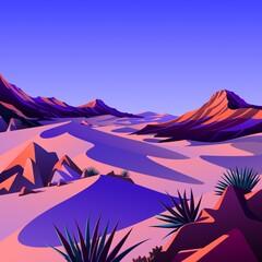 Foto 6 de 8 de la galería the-desert en Applesfera