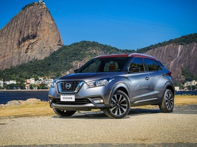 Nissan Kicks se dispone a conquistar China