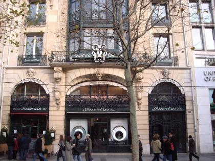 La Maison Guerlain, el lujo francés en mayúsculas