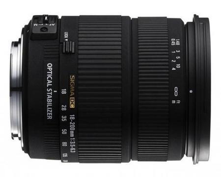 Sigma 18-200 mm f/3.5-6.3: el mejor objetivo «todoterreno» para cámaras Canon APS-C según DxOMark