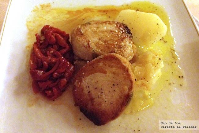Cocina tradicional gallega en el Restaurante Don Pedro