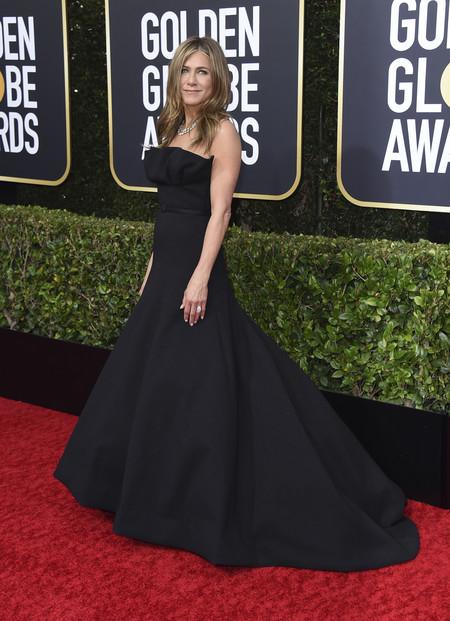Jennifer Aniston globos de oro 2020