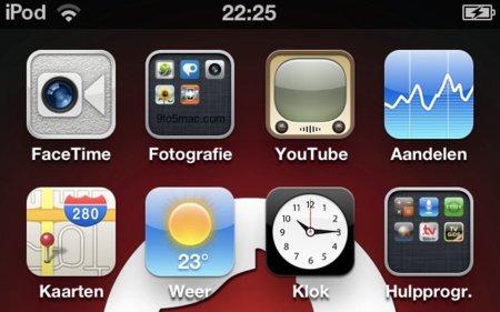 FaceTime iOS 4.3