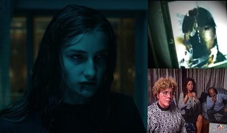 """'Verónica': así se informó en televisión sobre el """"inexplicable"""" caso real en el que se basa la película"""