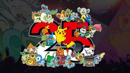 Aquí tienes todos los juegos y anuncios de Pokémon Presents, el evento del 25 aniversario de Pokémon