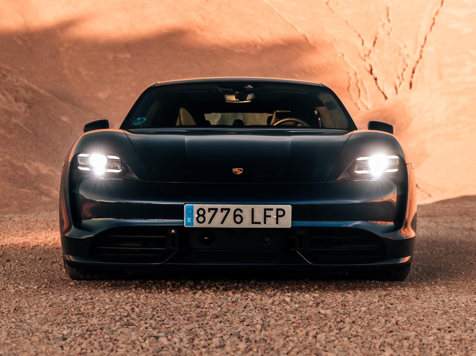 Foto de Porsche Taycan Turbo S (prueba) (24/31)