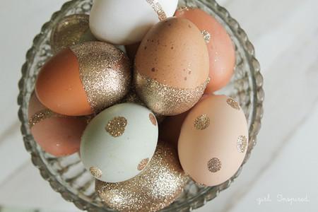 Huevos Con Glitter 2