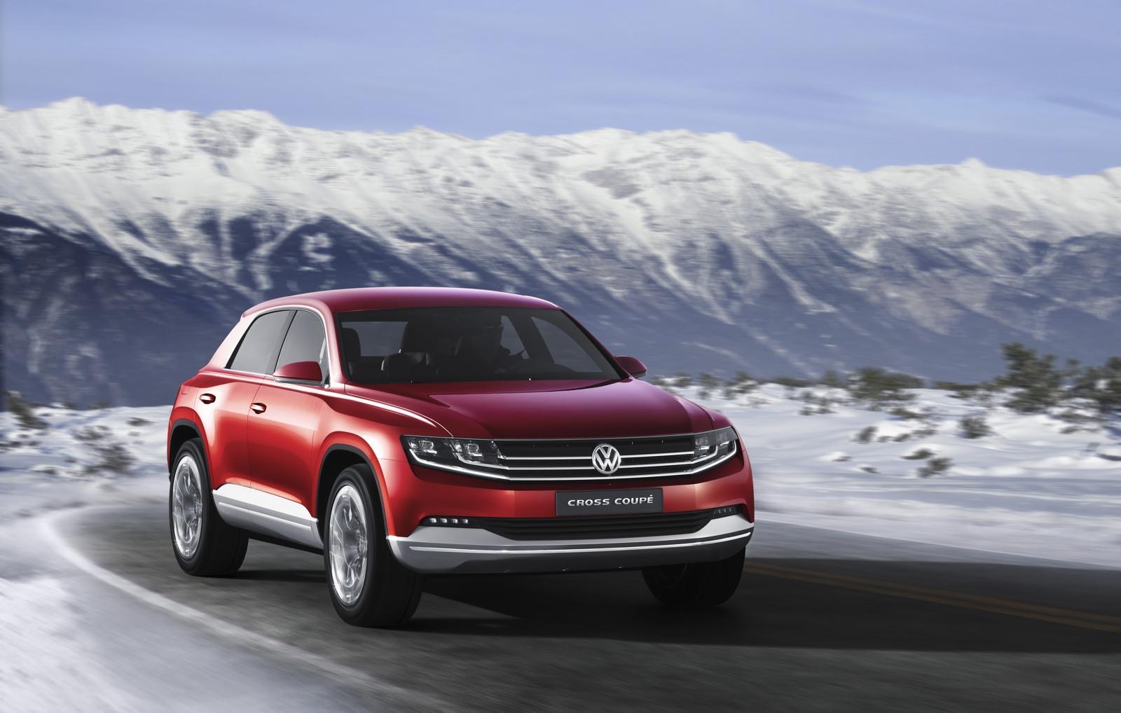 Foto de Volkswagen Cross Coupé (1/10)