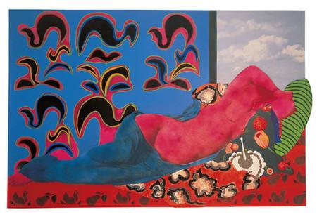 Retrospectiva de Martial Raysse en el Centro Pompidou