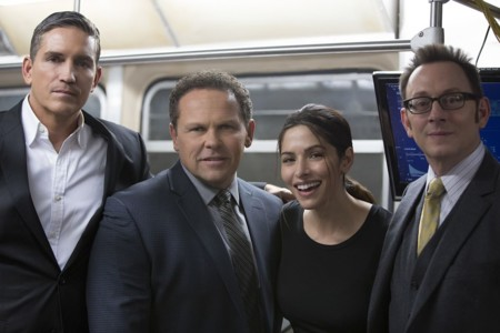 Protagonistas Person Of Interest