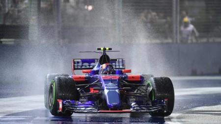 Sainz Singapur F1 2017