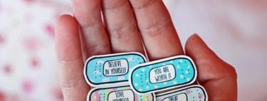 Estos tatuajes temporales pueden ser nuestra mejor motivación para afrontar la vida con optimismo