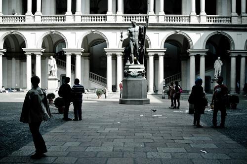 El Palazzo di Brera en Milán: arte, naturaleza y ciencia