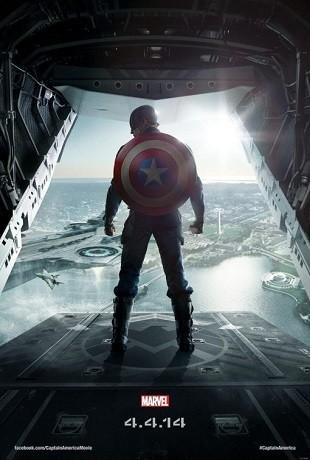 'Capitán América: El soldado de invierno', espectacular tráiler y primeros carteles