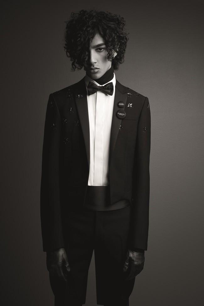Spring 2018 Black Carpet By Patrick Demarchelier For Dior Homme 2