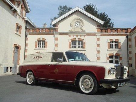 "Rolls-Royce Silver Shadow II ""Krug"""