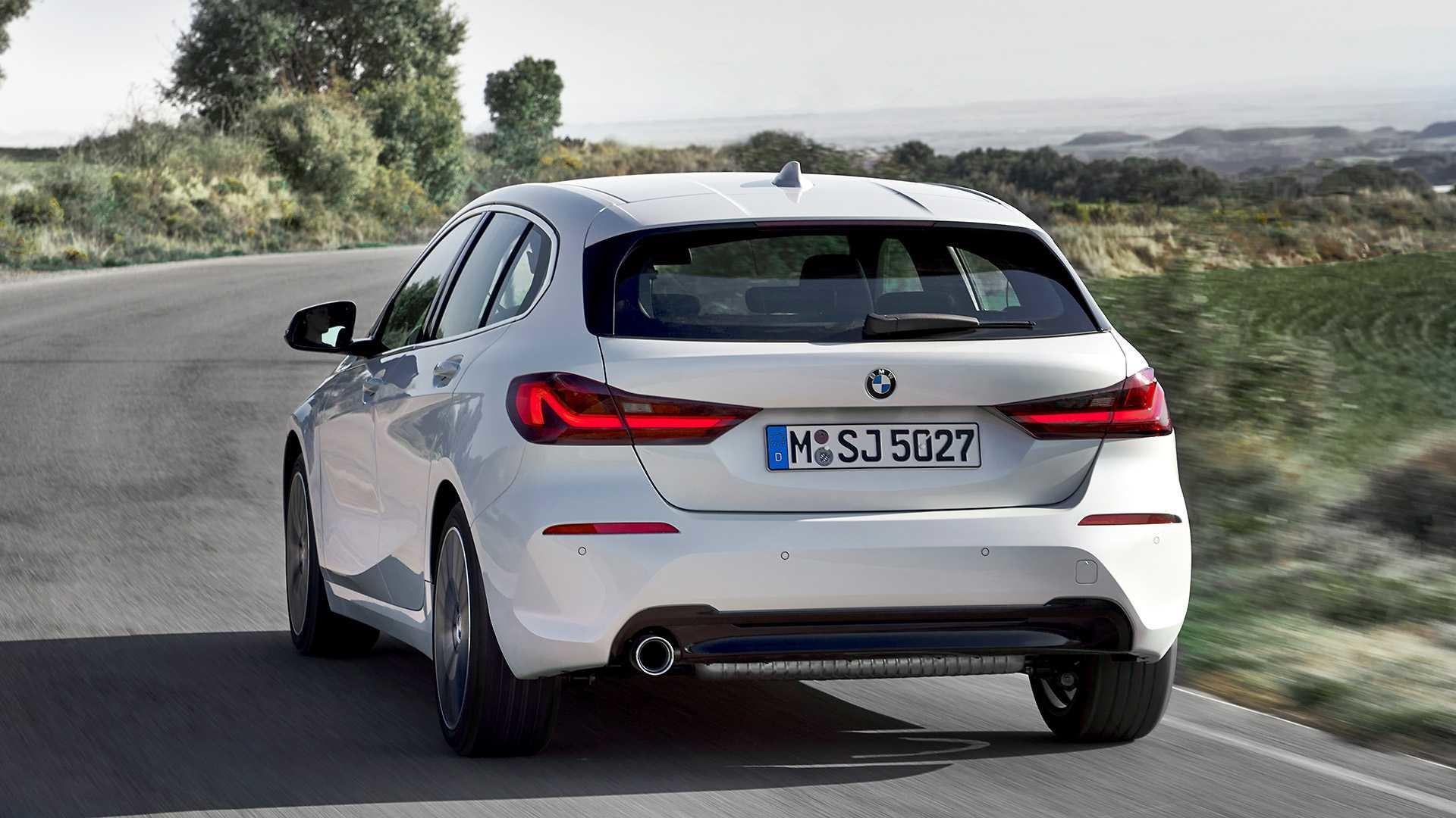 Foto de BMW Serie 1 2020 (29/66)