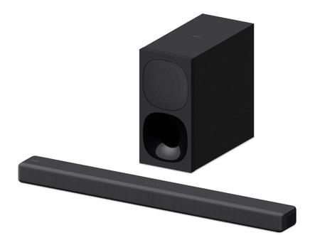 Sony barra Sonido