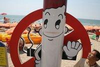 La primera playa francesa para no fumadores