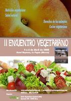 II Encuentro de la Unión Vegetariana Española