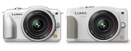Lumix GF5 vs GF6
