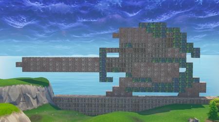 La gente está creando magia en el Patio de Juegos de Fortnite, y esta pista de Mario Kart es la prueba