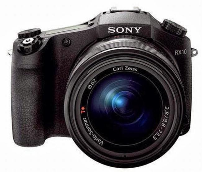 Esta es la Sony RX10 antes de su presentación oficial