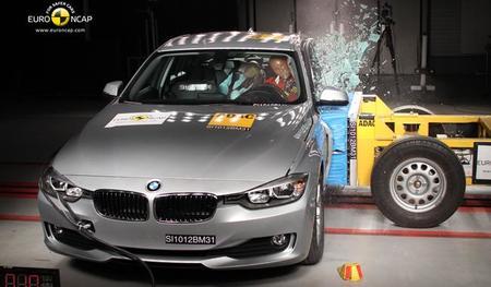 BMW Serie 3, EuroNCAP