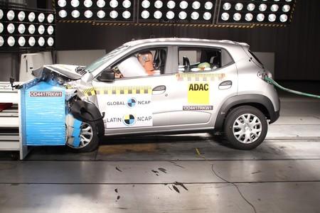 Renault Kwid Latin Ncap 8