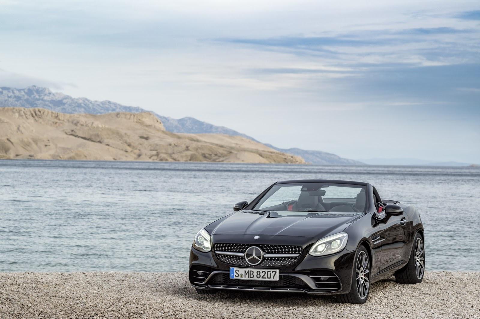 Foto de Mercedes-Benz SLC 2017 (14/17)
