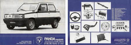 SEAT Panda Abarth