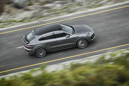 Porsche Cayenne Turbo Coupe 6