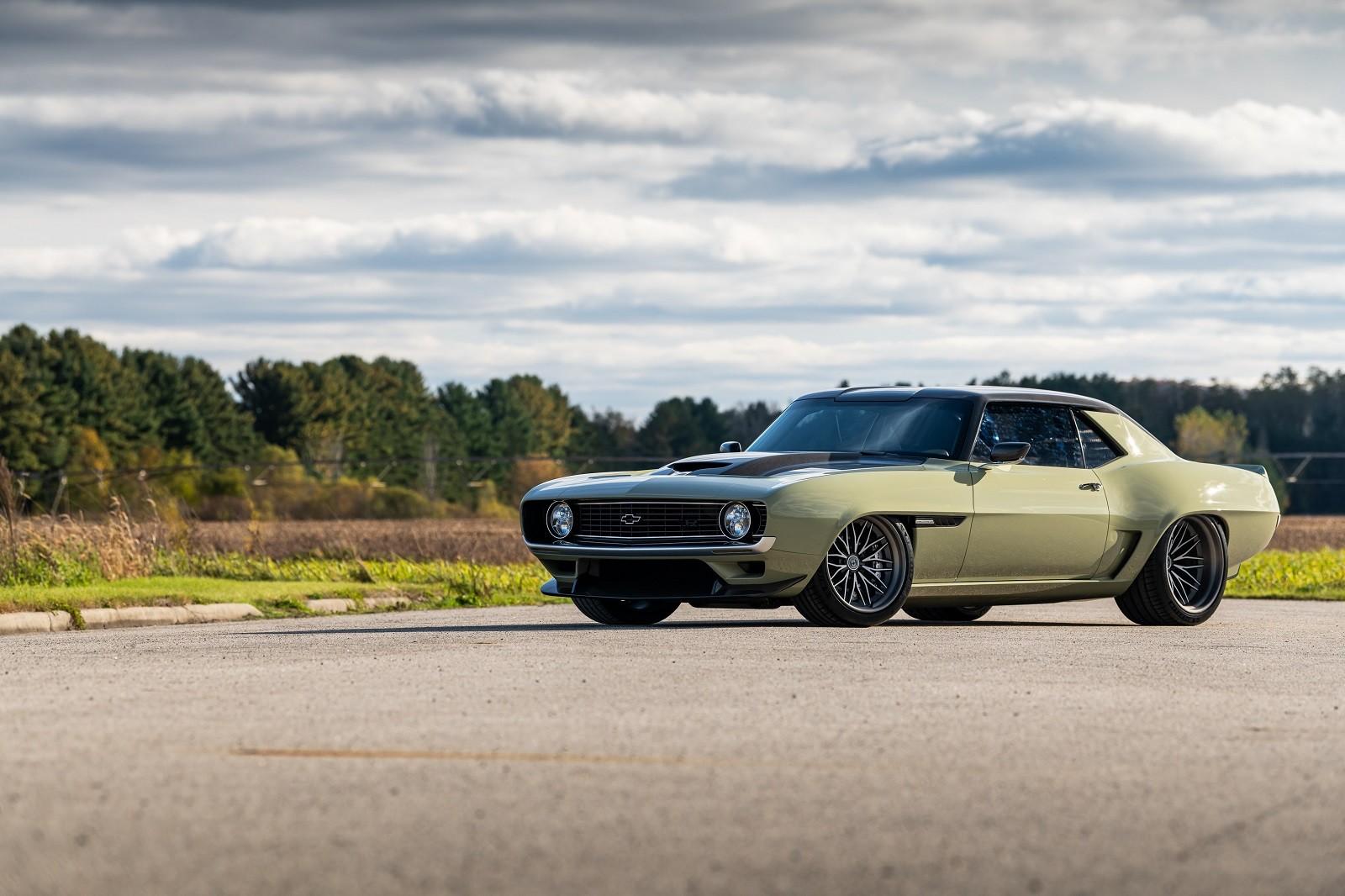 "Foto de Chevrolet Camaro ""Valkyrja""por Ringbrothers (1/27)"