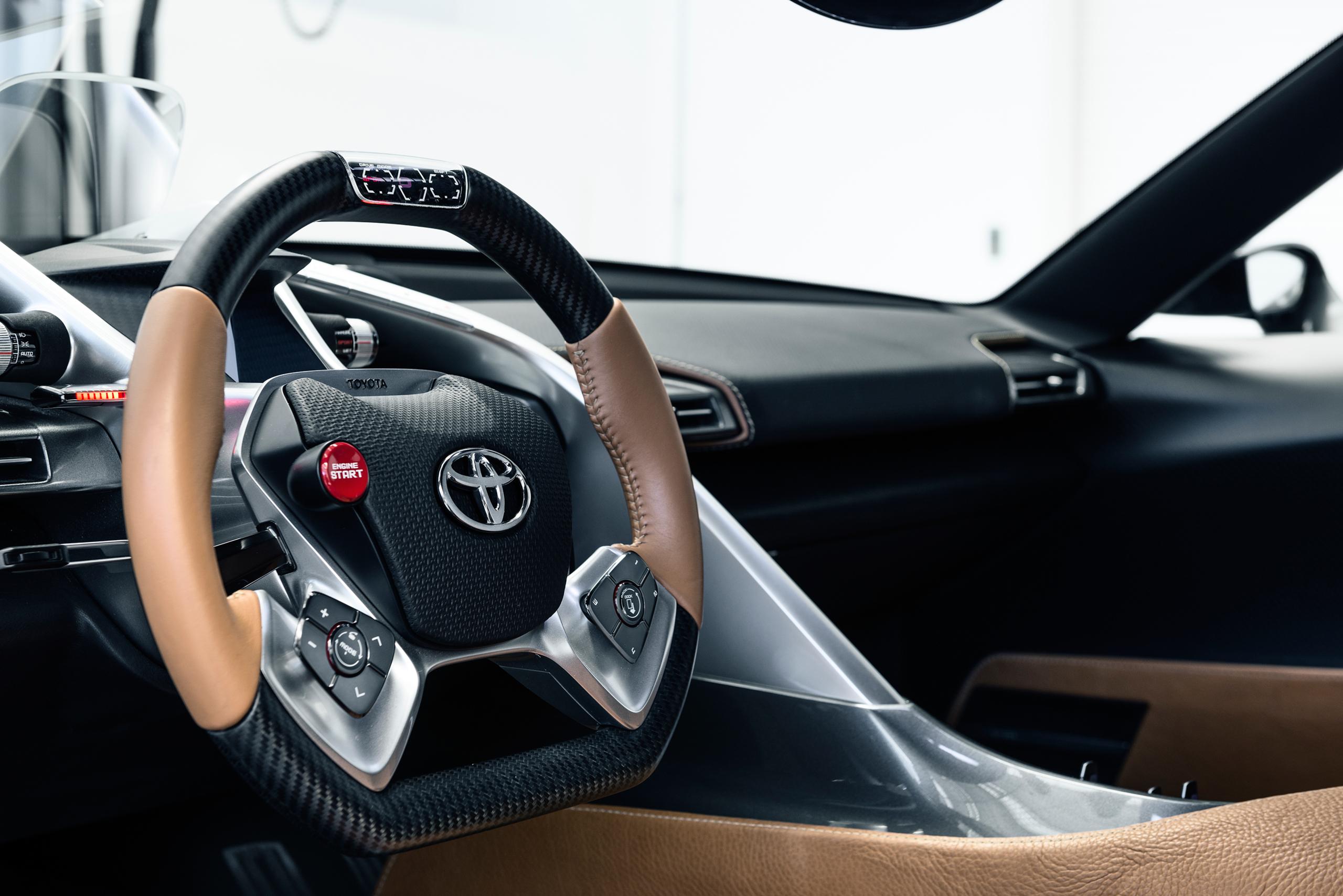Foto de Toyota TF-1 (25/44)