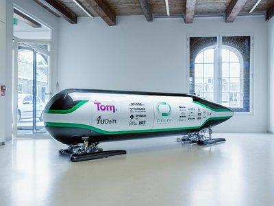 La competencia de cápsulas Hyperloop, el transporte futurista de Elon Musk, ya tiene a sus primeros tres ganadores