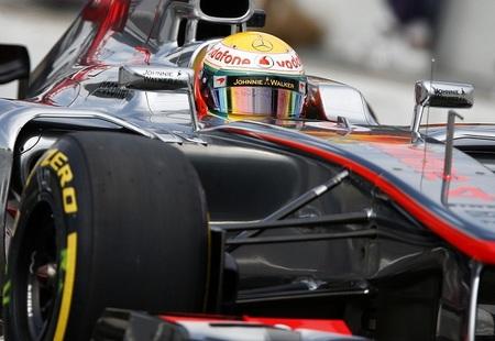 Lewis Hamilton encabeza los primeros entrenamientos libres en Yeongam
