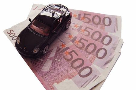 Impuestos al automovil