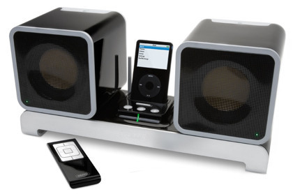 [IFA 2007] Griffin Evolve, tantos altavoces como quieras para el iPod