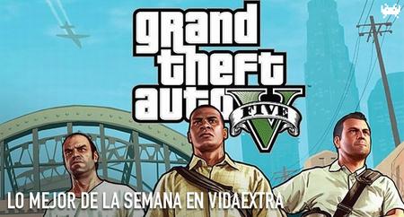 'Grand Theft Auto V', el análisis del 'Need For Speed: Most Wanted' y más 'Halo 4'. Lo mejor de la semana en VidaExtra (XIV)