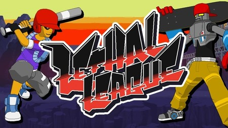 Lethal League se puede descargar GRATIS en Fanatical durante un tiempo limitado