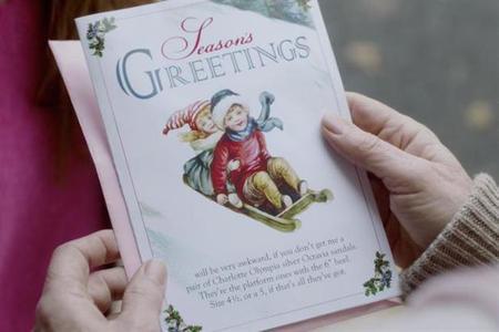 Harvey Nichols quiere asegurarse que recibas lo que deseas esta Navidad