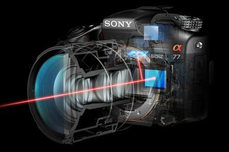 Sony Pregius, los nuevos sensores GS-CMOS con obturador electrónico global