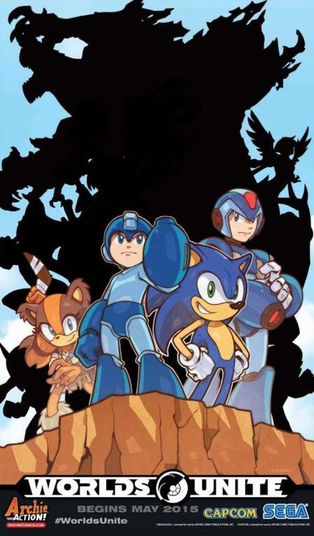 Sonic Megaman 2