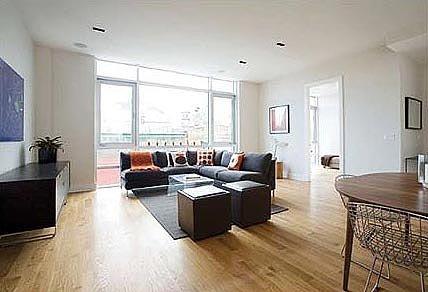 Newton pisos de lujo en brooklyn for Departamentos pequenos de lujo